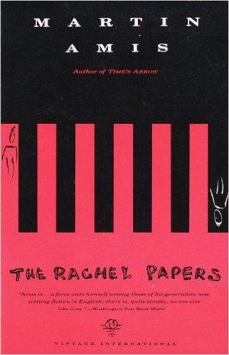 The Rachel Papers: Martin Amis: 9780679734581: Amazon.com: Books - https://www.amazon.com/Rachel-Papers-Martin-Amis/dp/0679734589