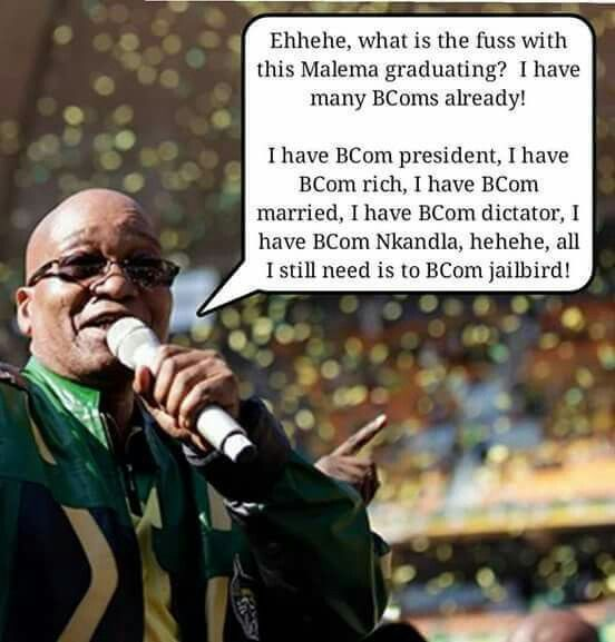 Our very own President Zuma