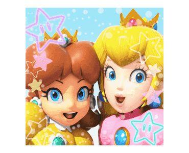 Royal Peach and Daisy Selfie !!! ❤️