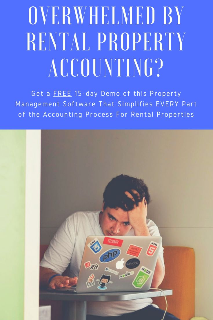 This property management software simplifies and organizes every part of the accounting process. Get a FREE 15-day Demo of this Property Management Software #realestate #investing #software #accounting #afflink