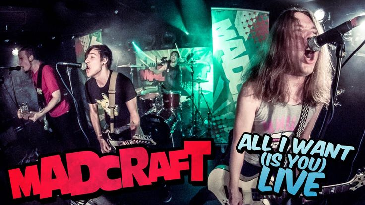MadCraft - All I Want [Live @ Bar Bäkkäri]