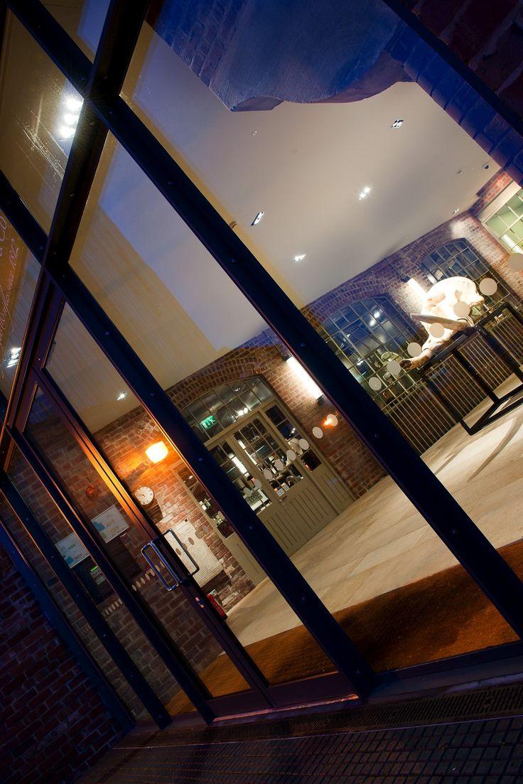 Westley Richards Interior