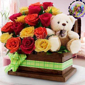 flores de cumpleaños para mamá