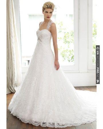 Ball Gown  Moonlight Bridal | VIA #WEDDINGPINS.NET