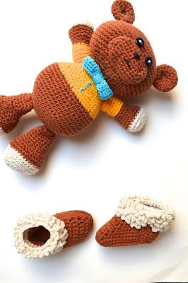 Wonderland: Be brave little bear...