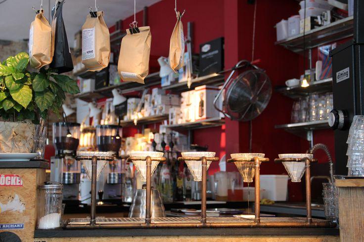 Bar Choq nu Normo, de lekkerste koffie en warme chocolademelk van Antwerpen.