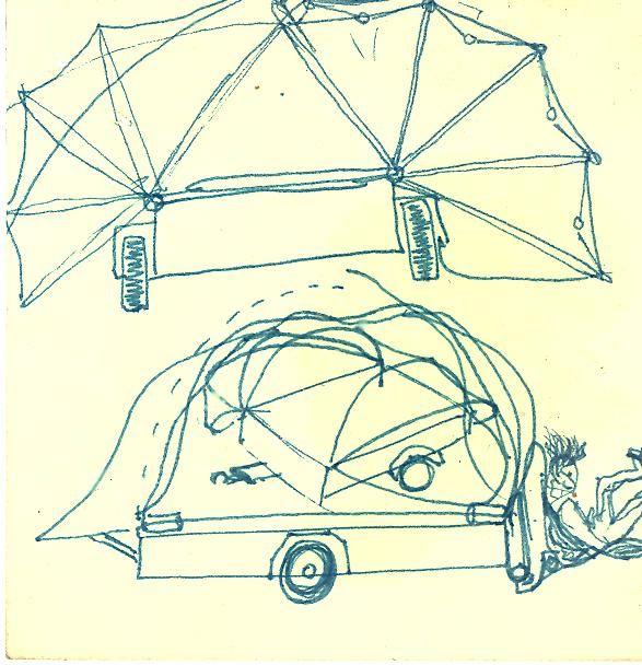 Les 25 meilleures id es de la cat gorie caravane pliante sur pinterest remo - Caravane d architecture ...