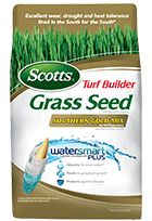 Scotts Turf Builder Grass Seed Southern Gold Mix for Tall Fescue Lawns - Grass Seed - Scotts