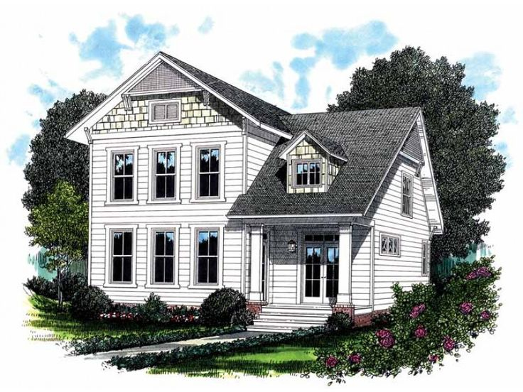 2 story country house plans