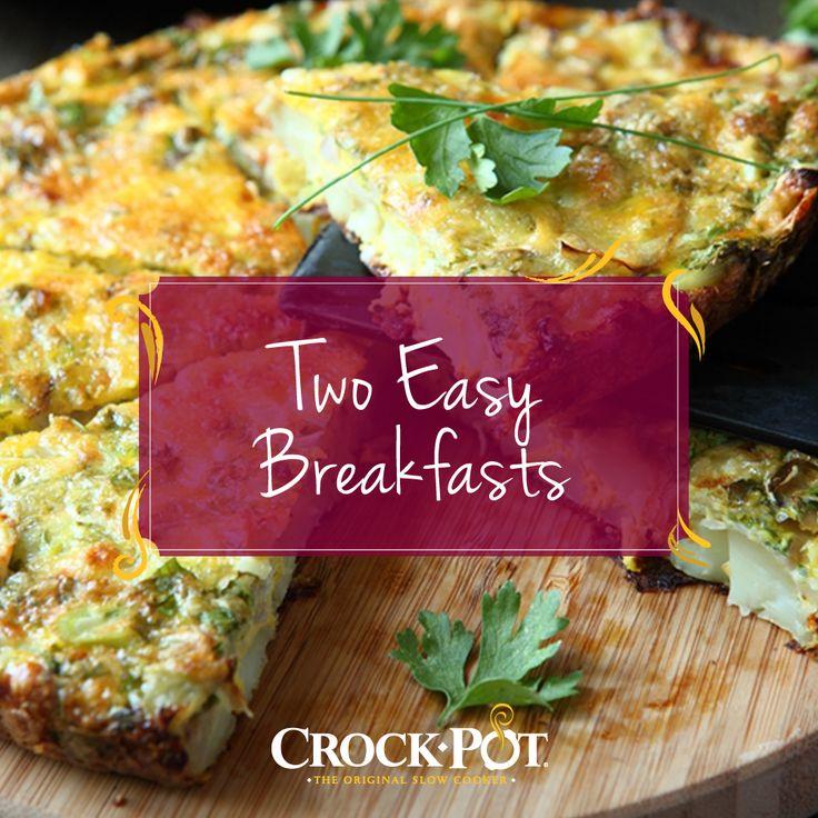 Slow Cooker Breakfast Recipes: 17 Best Images About Slow Cooker Breakfast & Brunch