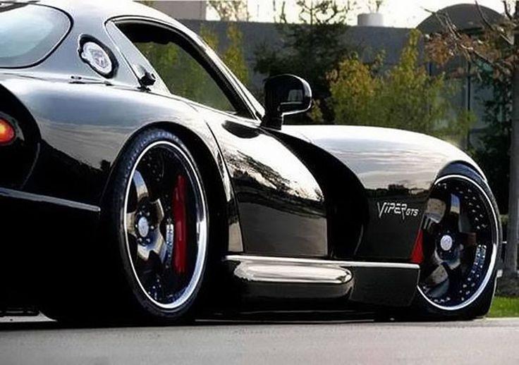 Dodge Viper GTS・・Best