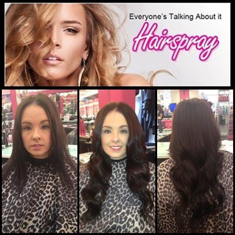 17 Best Images About Hairspray Hair Amp Extensions On