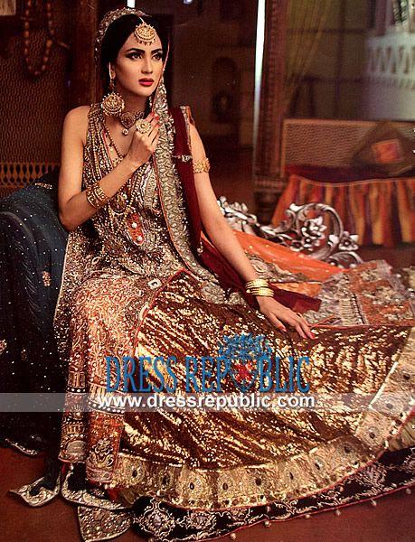 Unique Designer Cara Pakistani Bridal Dresses in Illinois Shop Online Designer Cara Pakistani Bridal Dresses