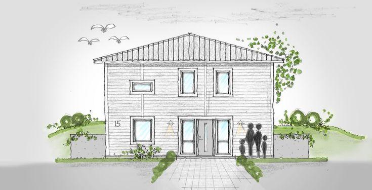 Villa Skövde har en klassisk fasad med modern fönstersättning och valmat tak. På första våning finns ett ordentligt allrum och två sovrum. Generösa förrådsutrymmen, en bra tvättstuga och husets stora badrum hör också till första våning. En trappa upp ligger… Läs hela