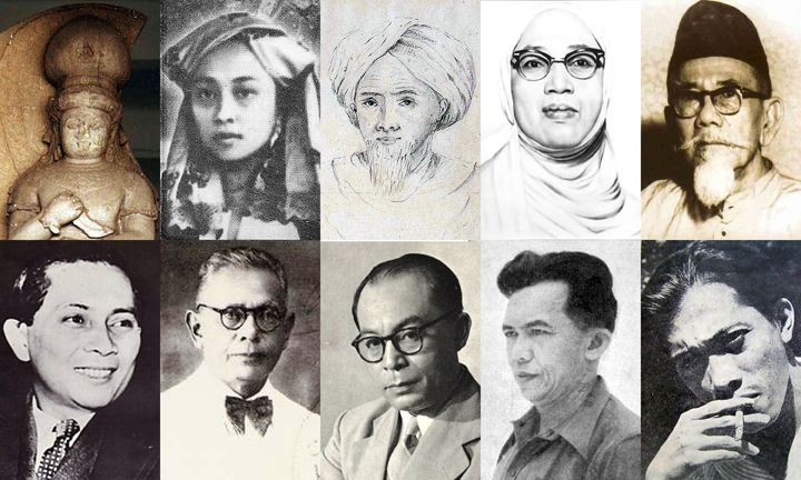 Notable Minang People, the heroes of Indonesia