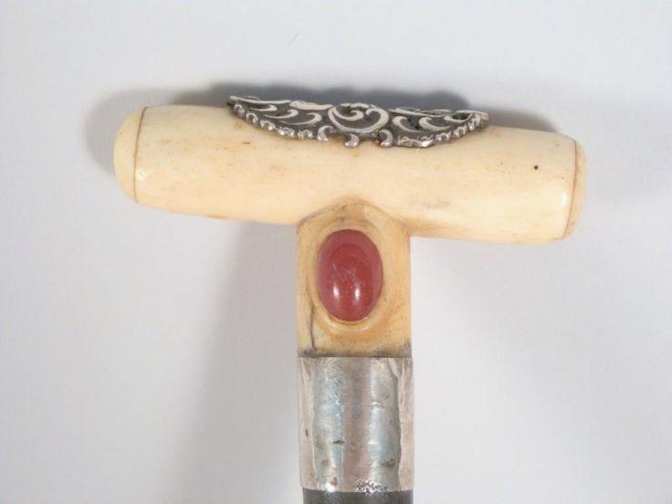 Antique Walkingstick Handle