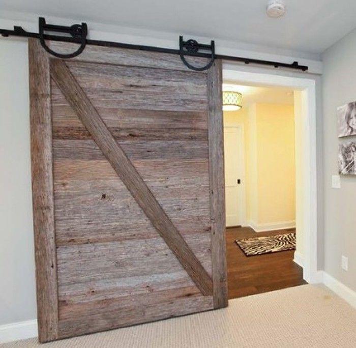 25 beste idee n over interieur staldeuren op pinterest kast met schuifdeuren schuifdeuren en - Schuifdeur deur ...