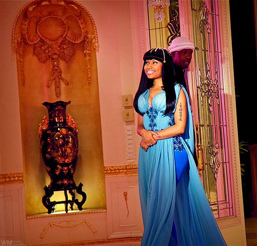 nicki minaj moments for life | Nicki - 'Moment For Life' video stills - Nicki Minaj Photo (18786190 ...
