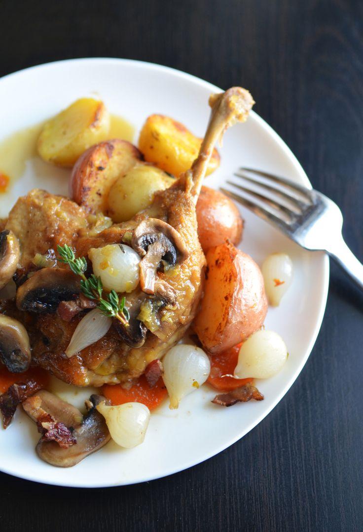 rosh hashanah duck recipes