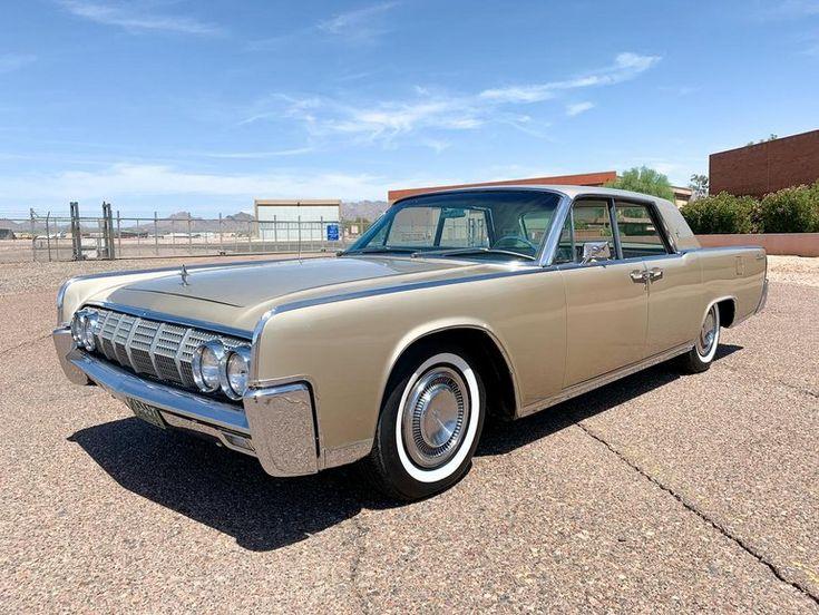 1964 Lincoln Continental Sedan   – cars.