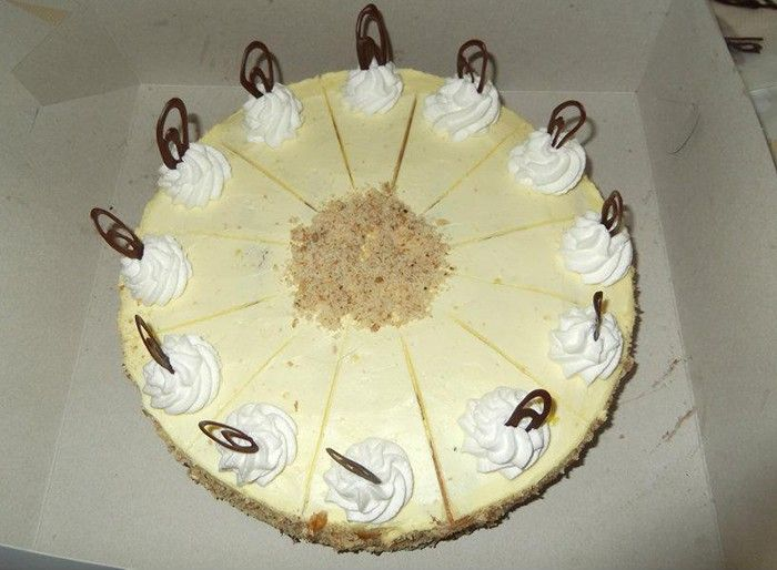 Ostravan dort podle Ivetky.