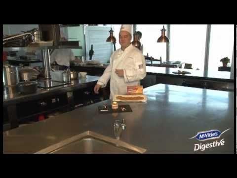 #mcvities #recipes Mattonelline di Ricotta e Digestive ai Fiocchi d'Avena #recipe #recipes #ricetta