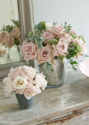 25 Best Ideas About Rose Flower Arrangements On Pinterest