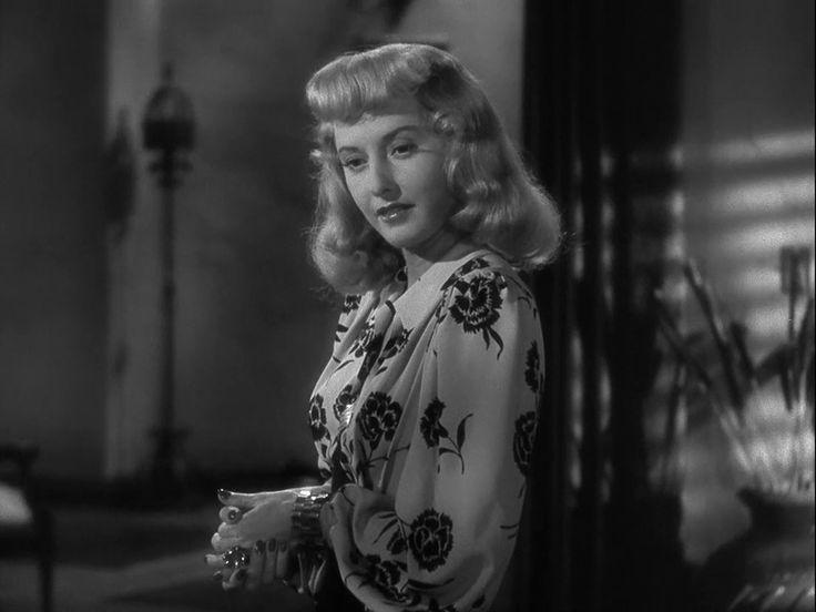 Oscargasms: Barbara Stanwyck, Double Indemnity