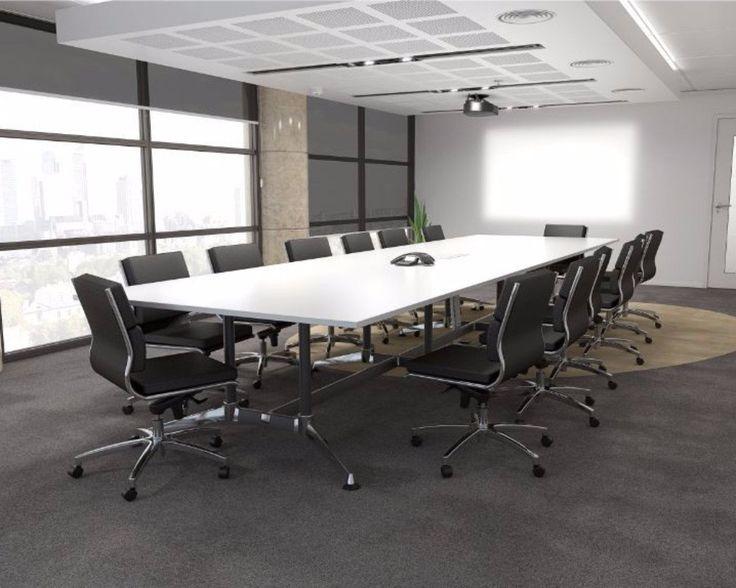 OLG Modulus Boardroom Table – Dunn Furniture