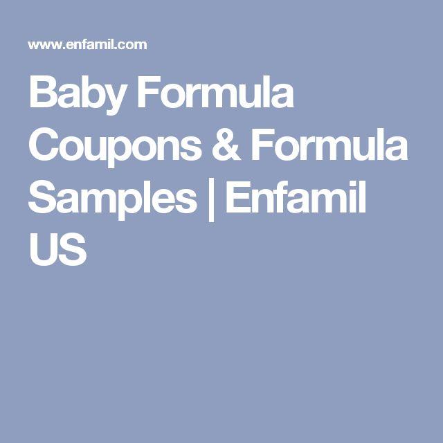 Baby Formula Coupons & Formula Samples | Enfamil US