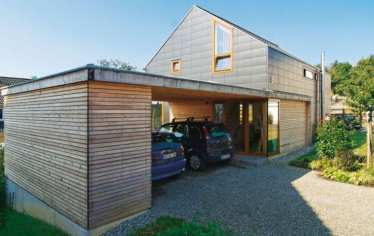 25 best carport images on pinterest carport plans for Hausideen modern