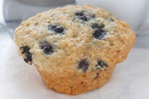 Muffins aux amélanches- Essayez cette délicieuse recette que j'ai trouvée sur le site RobinHood.ca.