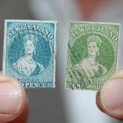 Philatelic market follows the law of supply and demand