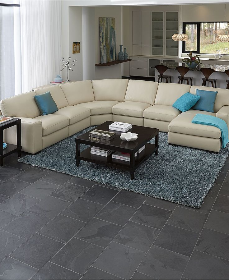 Macy S Macy S Zane White Leather Sofa Sofas: 1000+ Ideas About Leather Sectional Sofas On Pinterest