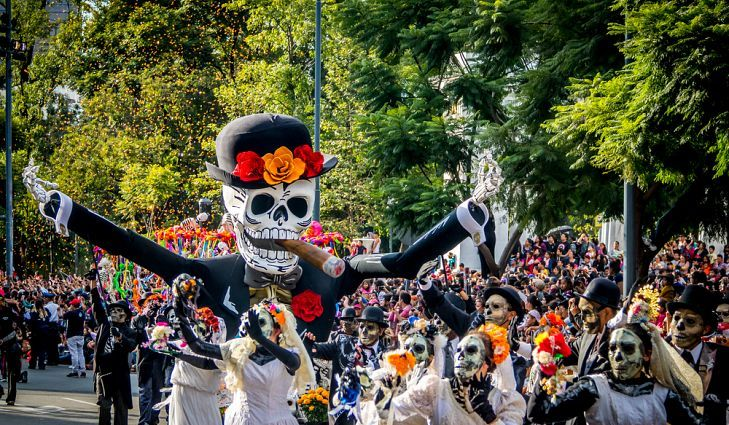 What Is Day Of The Dead Day Of The Dead Artwork Festival Of The Dead Mexico Day Of The Dead