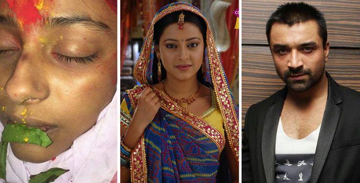 Recently a #Shocking Revelation! #AjazKhan Puts #Dead #Picture Of #Pratyusha..