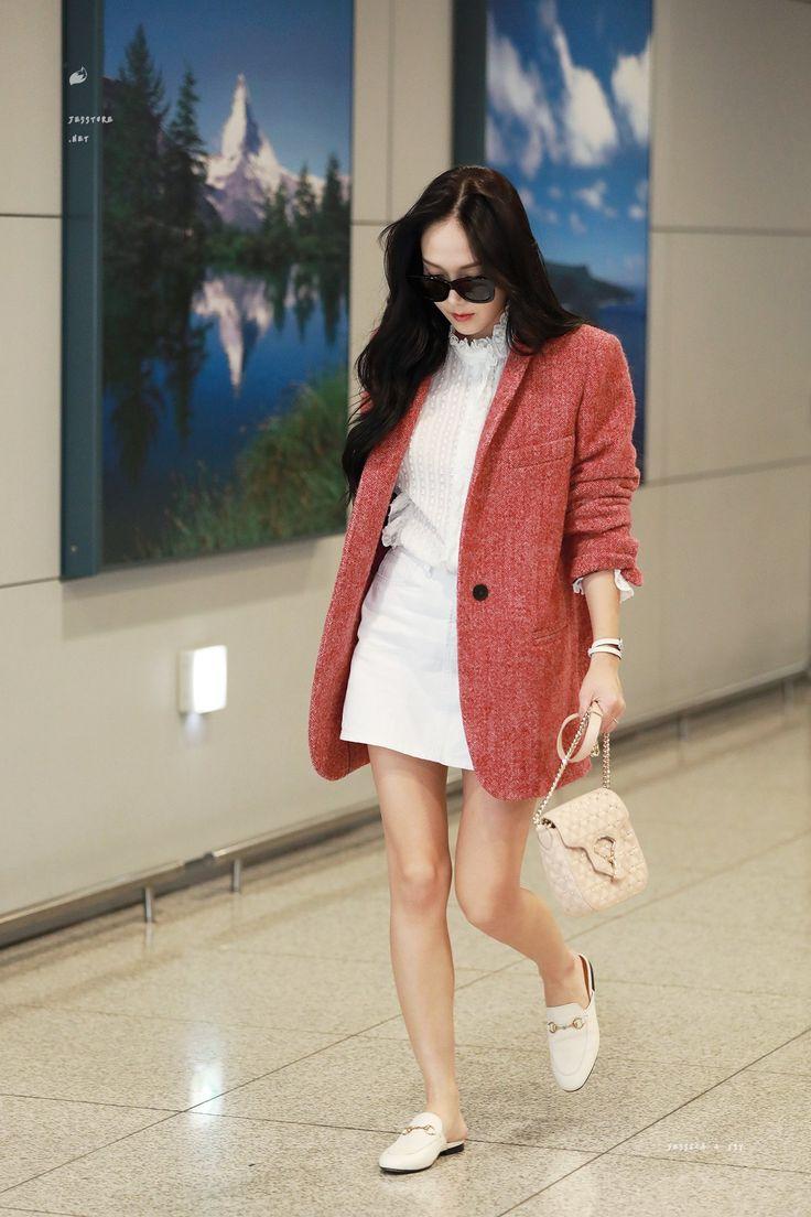 170919 Jessica @ Airport