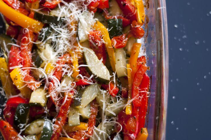 Legumes na Manteiga são uma ótima opção de acompanhamento para um jantar vegetariano!