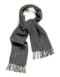 A Man's Scarf available at JPeterman.com.
