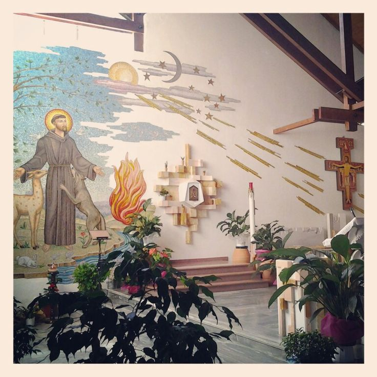 Chiesa di San Francesco di Baia Domizia