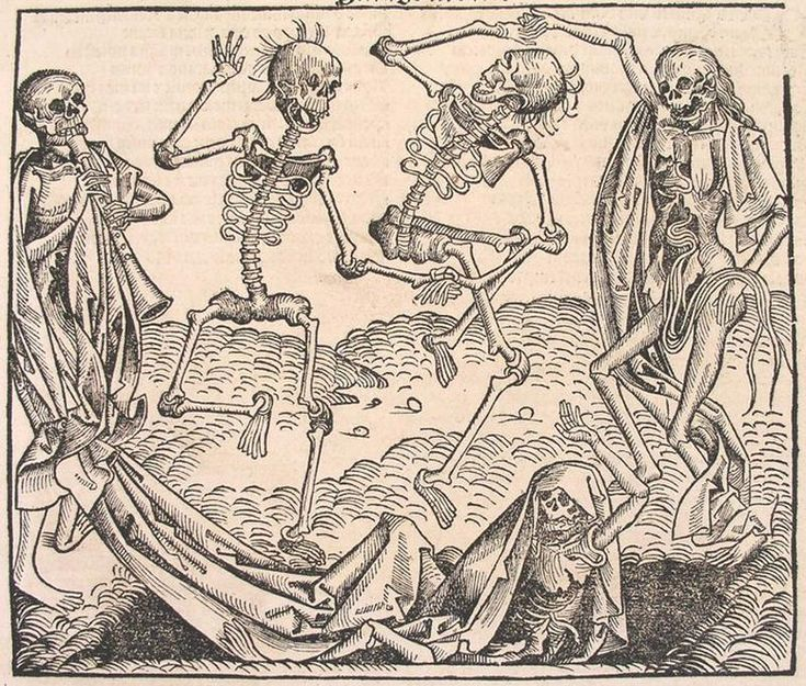 In the 1300s, the Black Death (bubonic plague), possibly history's greatest demographic catastrophe, killed between 30 to 60 percent of the earth's white population within a few short years.