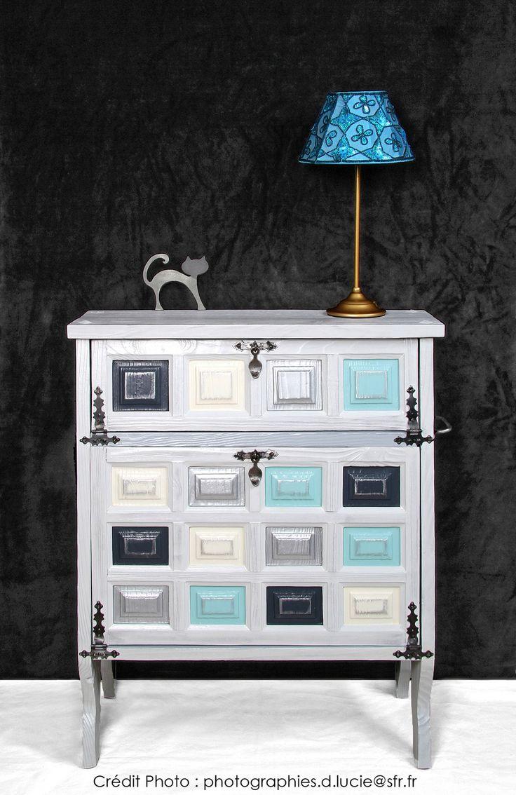Le Zen Contemporain Faites entrer la couleur de manière agréable et reposante. Ce meuble apportera un point lumineux dans votre intérieur tout en apportant des couleurs douces et relaxantes. … Vendu ... L'Atelier de RG (créatrice d'ambiance, Ateliers...
