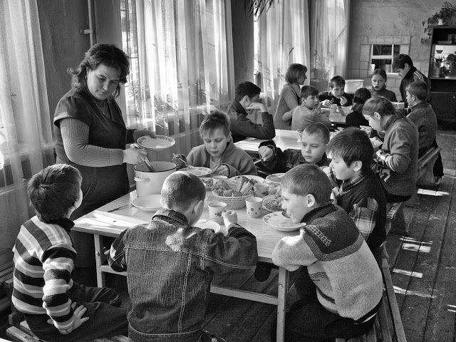 Les Grands Moments: Inifrån en rysk internatskola