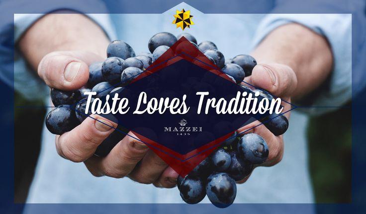 "Taste Loves Tradition - ""Every occasion is good for tasting wine"". @marchesimazzei  #marchesimazzei #fonterutoli  #wine #tuscany #winestyle #winetasting #winelovers"