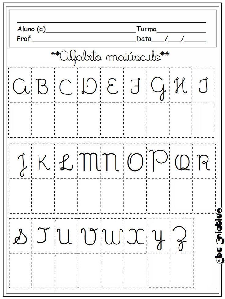 Atividades de linguagem para educação infantil