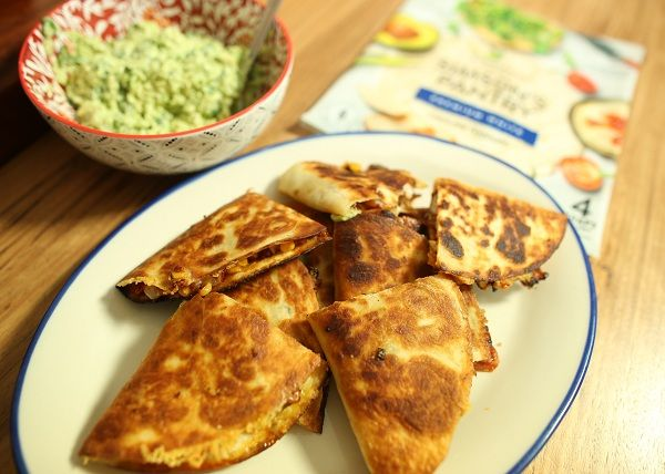 Chipotle Chicken Quesadilla  recipe - The Cooks Pantry