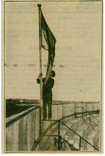 De Kuip 75 jaar geleden