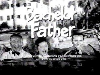 Bachelor Father ~ Never-married attorney Bentley Gregg(John Forsythe) took on the task helped by Peter(Sammee Tong) of raising his niece Kelly, after her parents died in an accident. Description from suprmchaos.com. I searched for this on bing.com/images