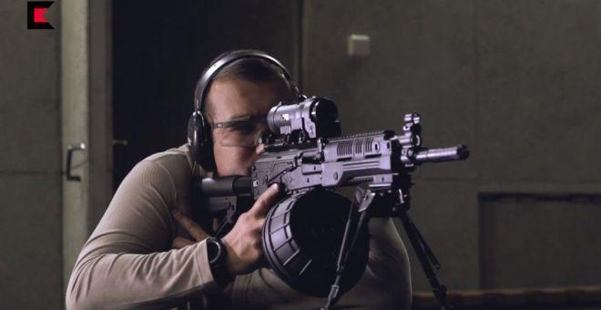 Russia Adopts the RPK-16 Light Machine Gun - The Firearm BlogThe Firearm Blog