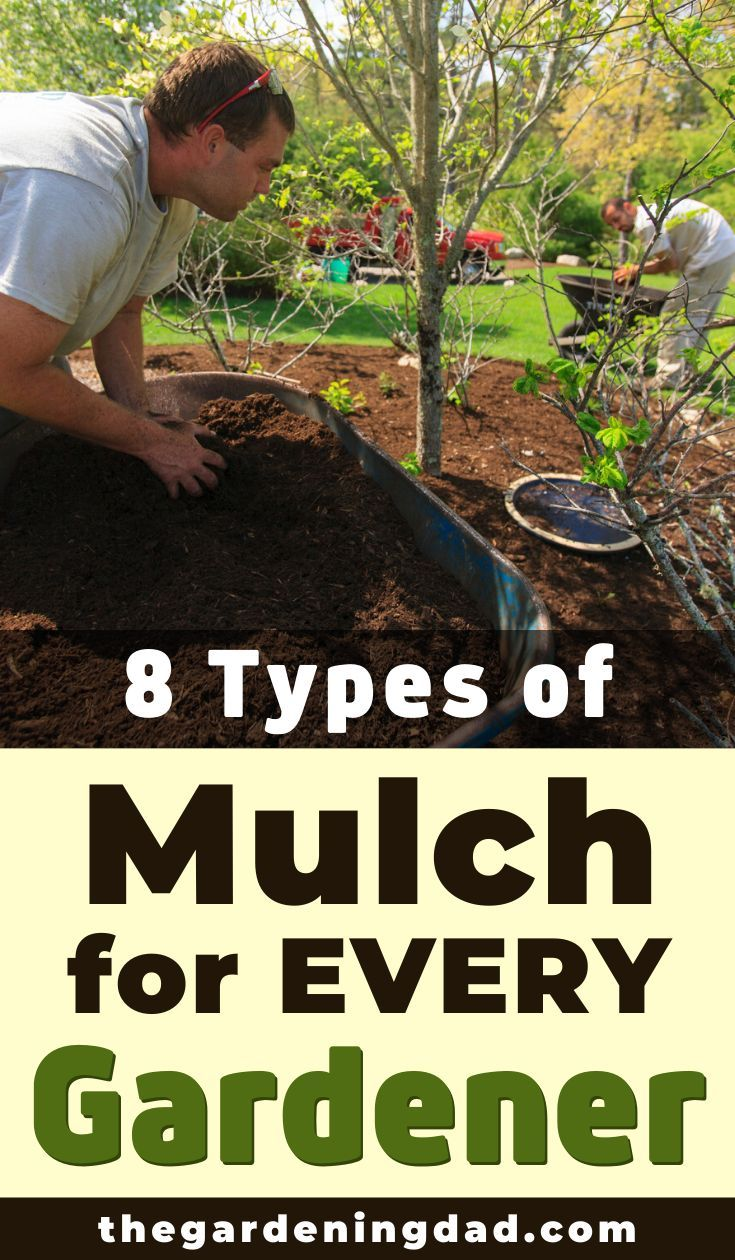 how to make mulch stay in place